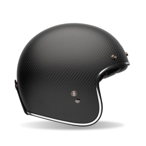 CASQUE MOTO JET CUSTOM 500 CARBON - BELL