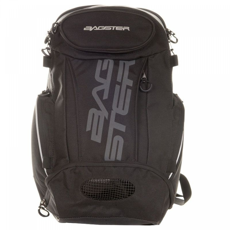 Rucksack atla 30l noir bagster speed wear for Housse pour moto