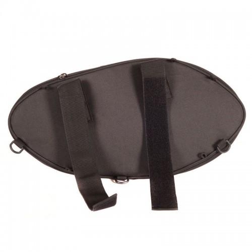 Saddle bag ESCAPE EVO NOIR/ACIER - BAGSTER