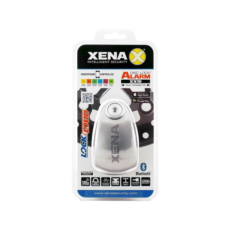 ANTIVOL XENA XX10 SRA BLUETOOTH