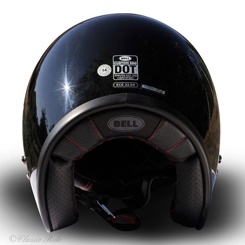 Casque Bell Custom 500 Solid