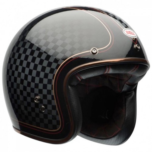 Casque Bell Custom 500 DLX SE RSD Check It