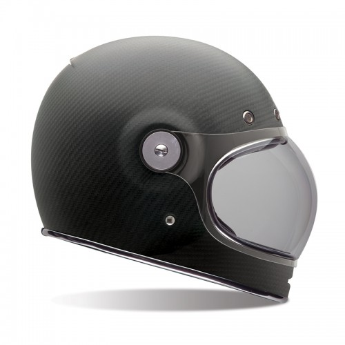 CASQUE MOTO INTEGRAM BULLITT CARBON MAT - BELL