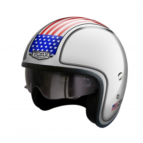 CASQUE HARRY FLAG USA-TORX