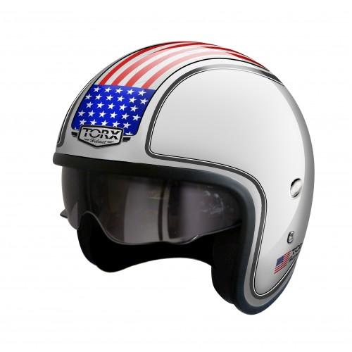 CASQUE HARRY FLAG USA-TORX