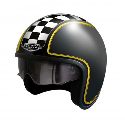 CASQUE HARRY FLAG RACER-TORX