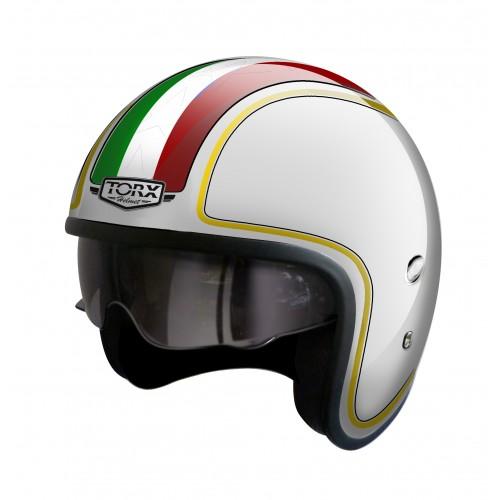 CASQUE HARRY FLAG ITALY-TORX