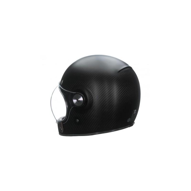 Casque Bell Bullitt Carbon Solid