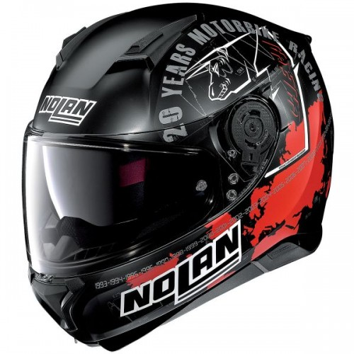 Casque moto intégral NOLAN N87 Iconic Replica n-Com
