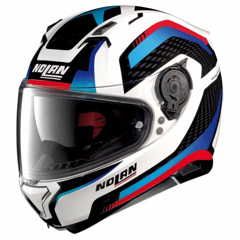 Casque moto intégral NOLAN N87 Arkad n-Com