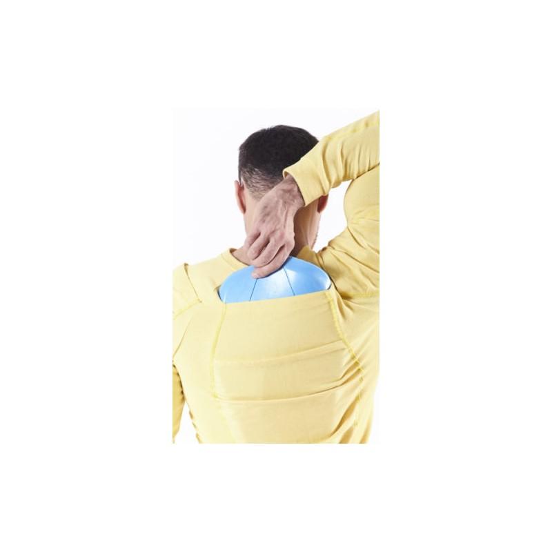 GILET DE PROTECTION BOWTEX (Jaune)