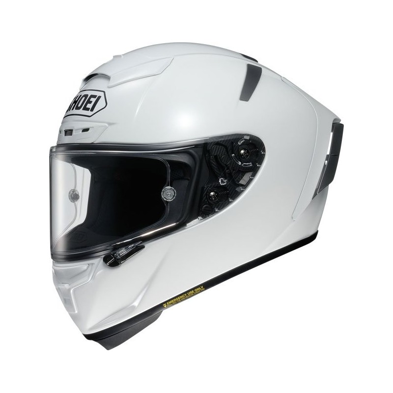 Casque Moto Homme SHOEI X-SPIRIT-III WHITE