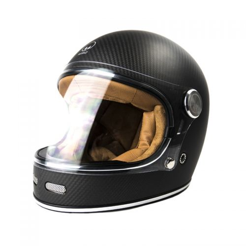 CASQUE INTEGRAL FULL MOON CARBON -MÂRKÖ