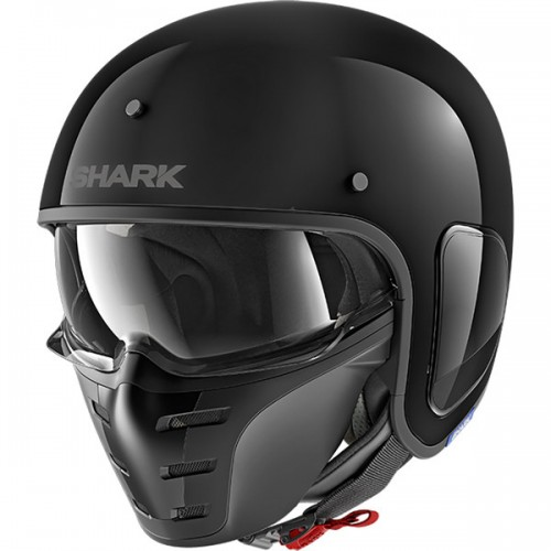 CASQUE S-DRAK BLANK-SHARK