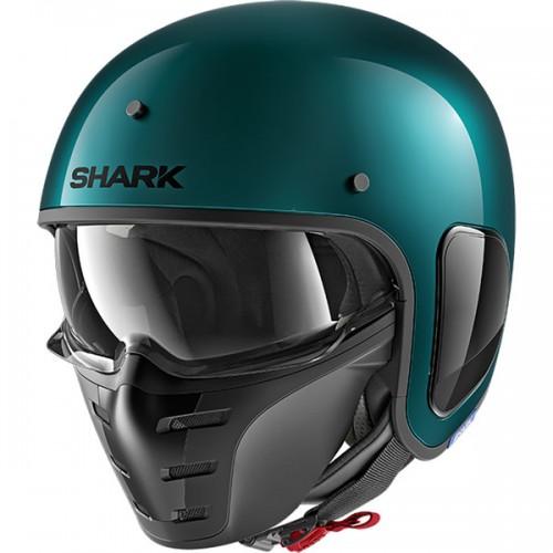 CASQUE S-DRAK BLANK METAL-SHARK