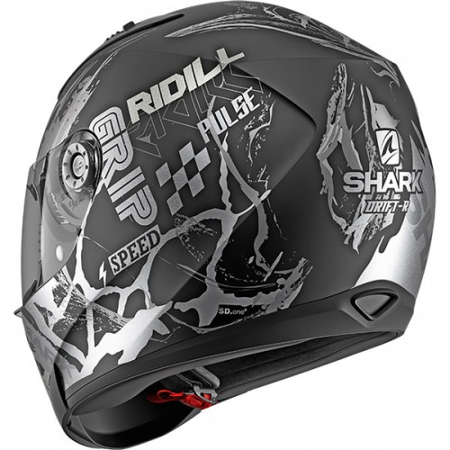 CASQUE RIDILL 1.2 DRIFT-R MAT-SHARK
