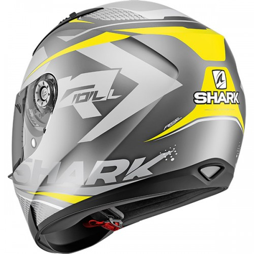 CASQUE RIDILL 1.2 STRATOM MAT-SHARK