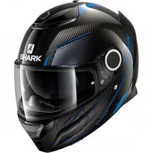CASQUE SPARTAN CARB 1.2 SILICIUM-SHARK