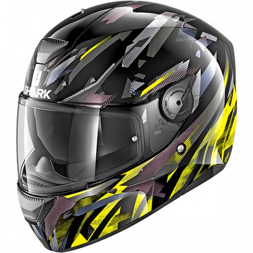 CASQUE D-SKWAL KANHJI-SHARK