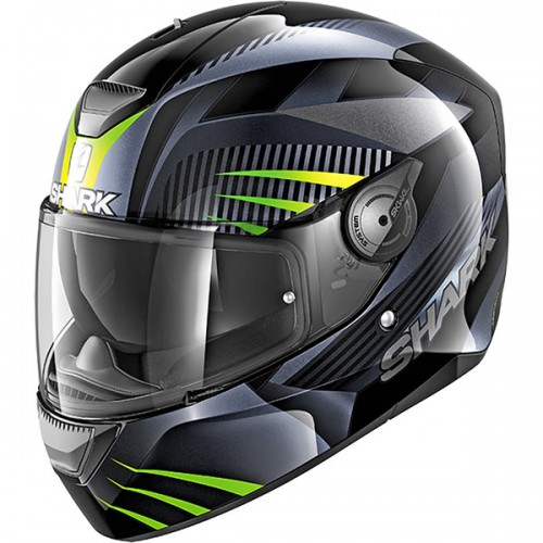 CASQUE D-SKWAL MERCURIUM-SHARK