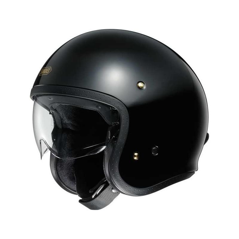 Casque Moto Jet Homme SHOEI J.O BLACK