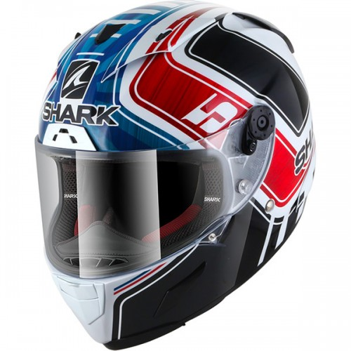 CASQUE RACE-R PRO ZARCO GP FRANCE-SHARK