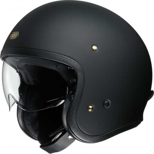 Casque Moto Jet Homme SHOEI J.O MATT BLACK