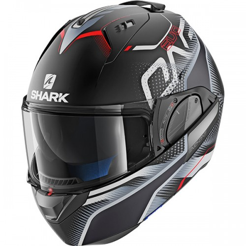 CASQUE EVO-ONE 2 KEENSER MAT-SHARK
