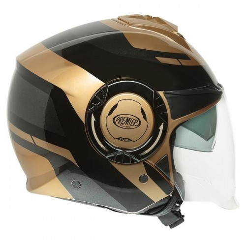 CASQUE MOTO JET COOL OPT 19-PREMIER