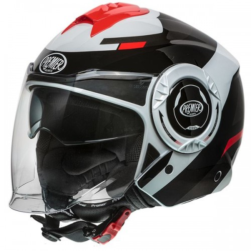CASQUE MOTO JET COOL OPT 2-PREMIER