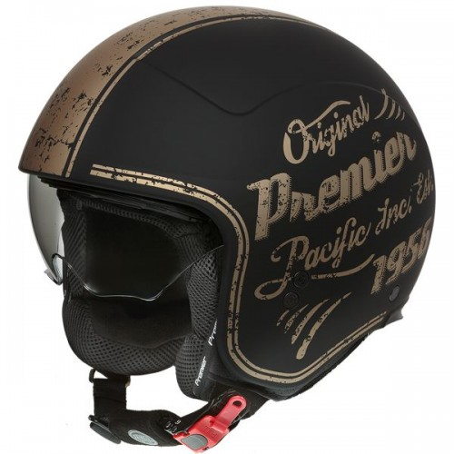 CASQUE MOTO JET ROCKER OR19 BM-PREMIER