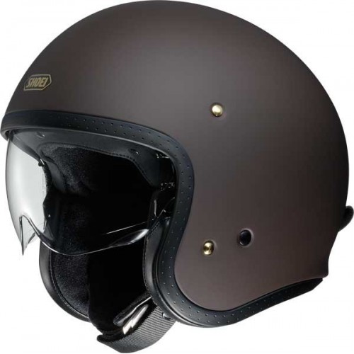 Casque Moto Jet Homme SHOEI J.O MATT BROWN