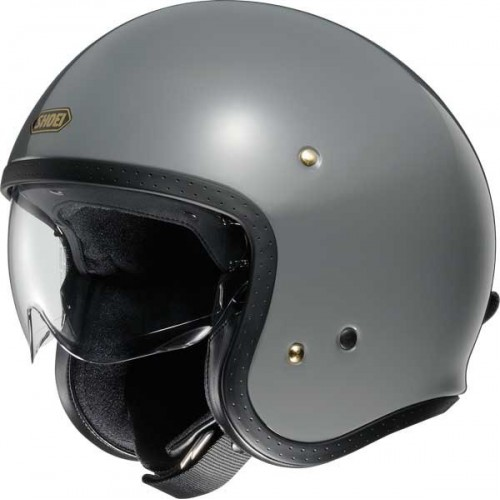 Casque Moto Jet Homme SHOEI J.O RAT GREY