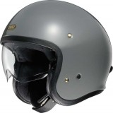 Casque Davida 80113 - Cream Black leather