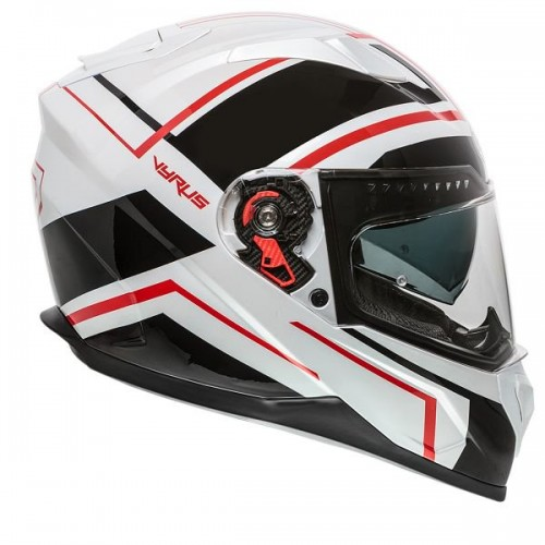 CASQUE MOTO INTEGRAL VYRUS ND2-PREMIER
