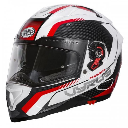 CASQUE MOTO INTEGRAL VYRUS MP2-PREMIER