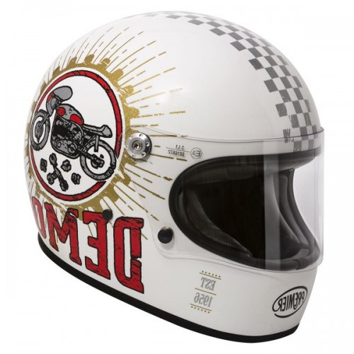 CASQUE MOTO INTEGRAL TROPHY SD8BM-PREMIER