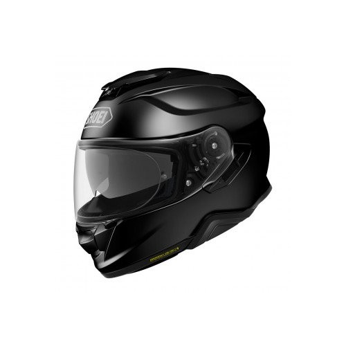 CASQUE MOTO INTEGRAL GT-AIR II BLACK - SHOEI
