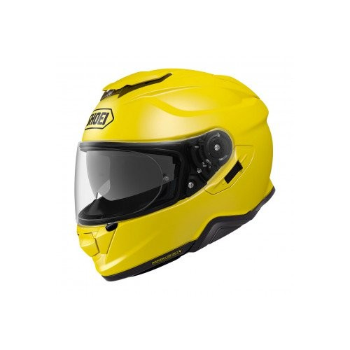 CASQUE MOTO INTEGRAL GT-AIR II BRILLIANT YELLOW - SHOEI
