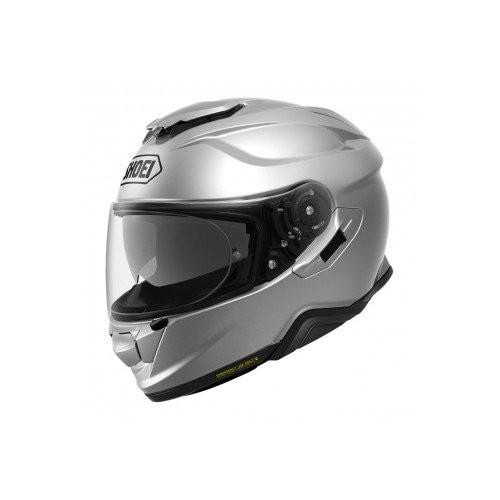 CASQUE MOTO INTEGRAL GT-AIR II LIGHT SILVER - SHOEI