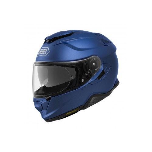 CASQUE MOTO INTEGRAL GT-AIR II MATT BLUE - SHOEI