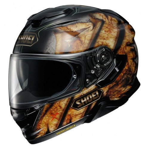 CASQUE MOTO INTEGRAL GT-AIR II DEVIATION TC-9 - SHOEI