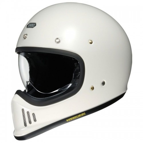 CASQUE MOTO INTEGRAL EX-ZERO OFF WHITE - SHOEI