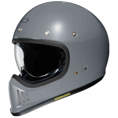 CASQUE MOTO INTEGRAL EX-ZERO BASALT GREY - SHOEI