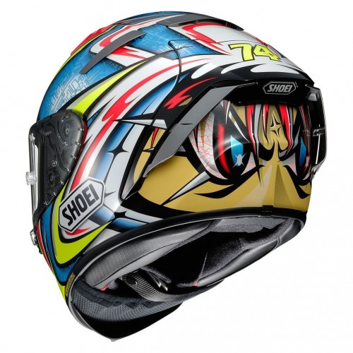 CASQUE MOTO INTEGRAL X-SPIRIT3 DAIJIRO - SHOEI