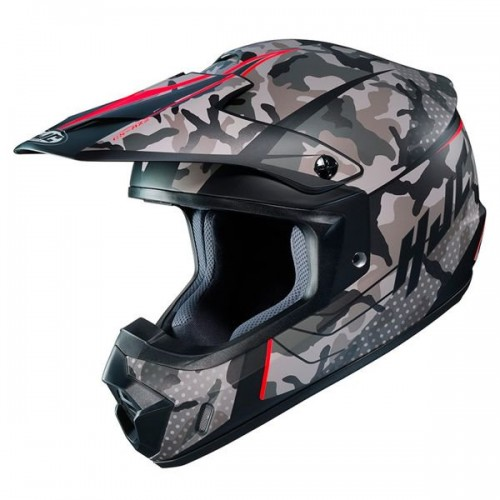 CASQUE CS-MX II SAPIR - HJC