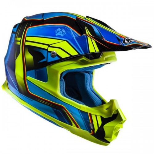 CASQUE FX-CROSS PISTON - HJC