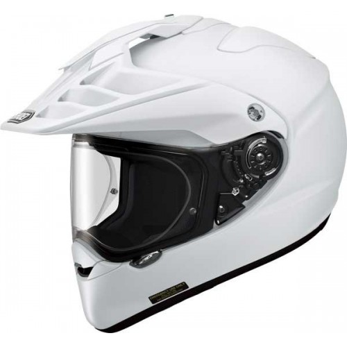 Casque Moto Homme SHOEI HORNET ADV WHITE