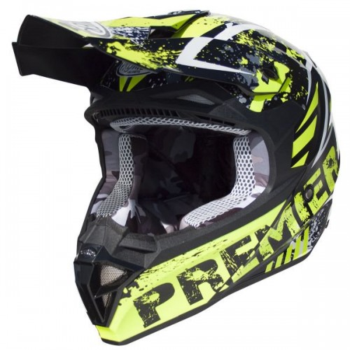 CASQUE MOTO CROSS EXIGE ZXY-PREMIER