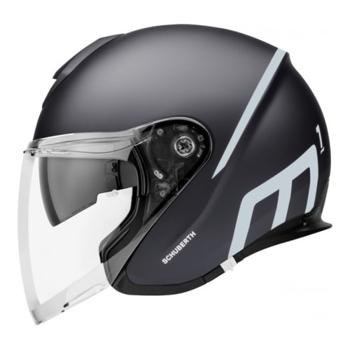 CASQUE M1 PRO Strike Black-SCHUBERTH